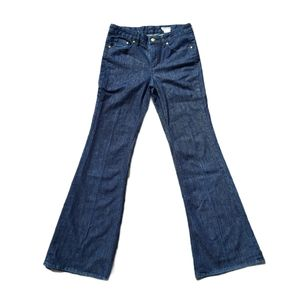 & Brand by H & M Women's High Flary Jeans